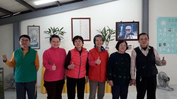 Changhua Tati(Daixde) Branch Annual Clean-up