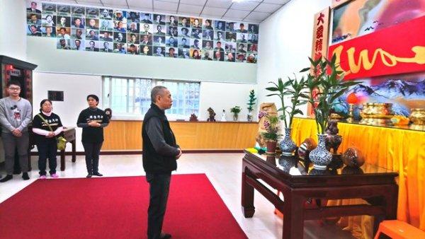 Tâi-uân Sîn-tō(台灣神道) Tsan-jing(贊井-贊奐之母) Practitioner Funeral Final Blessing