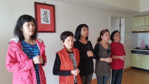 Tati(Daixde) Zhenhai Guild Hall Year-end Cleaning